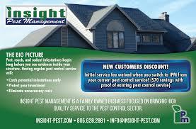 insight pest control reviews. Simple Reviews Pest Control Ventura And Insight Reviews M