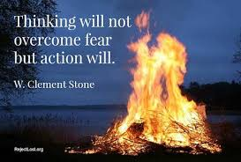 40 Overcoming Fear Quotes To Inspire Inspiration Famous Quotes About Fear