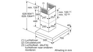 Máy hút mùi Bosch DWB77CM50 - Siêu Thị Bếp Bình Dương