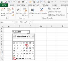 Excel Kalender Excel Datumseingabe Wie Bei Den Profis Der Tabellen Experte