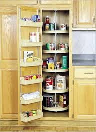 Kitchen Furniture Pantry Solid Wood Kitchen Pantry Cabinet
