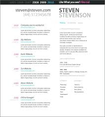 Word Resume Template Free Professional Resume Template Free Resume