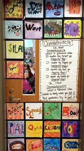 Onomatopoeia Anchor Chart And Activity Middle School