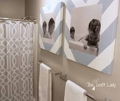 Diy Bathroom Canvas Wall Art And Diy Canvas Prints