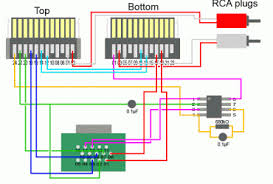 scart to vga converter circuit diagram images vga to scart vga to scart circuit diagram cable connection to scart pinout besides av cable vga circuit diagram scart to vga cable diagram vga to rca
