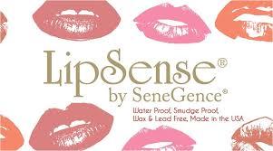 Senegence Business Card Template Lipsense Business Card Design 1