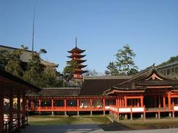 「厳島神社 五重塔」の画像検索結果