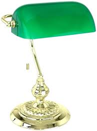 desk lamp shade bankers lamp shade replacement green banker lamp traditional polished brass banker desk lamp
