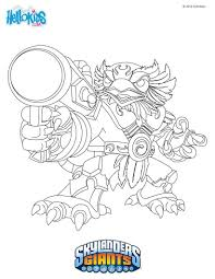 Color Online 4 Kids Coloring Pages Coloring Pages Skylanders