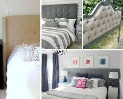 diy tufted headboard bedroom project for women