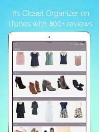 pureple outfit planner on the app