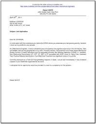 Sample Cover Letter For Submitting Resume Online Cover Letter