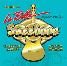 La Bella String Tension Chart La Bella Sweetone 1 S Classical Guitar Strings Full Set