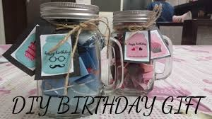How To Decorate A Jar DIY Birthday Gift Mason Jar How To Decorate Mason Jar YouTube 67