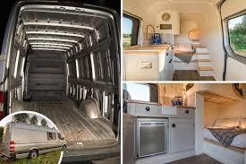Van Interior Design Unique Inspiration Design