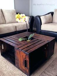 projects for the home easy furniture ideas wooden crate coffee table tables homesense canada decor classic home oval coffee table