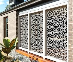 outdoor decorative screens gold coast ideas in privacy prepare 12