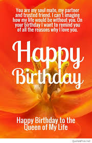 Happy Birthday Love Quotes For Her Interesting Sweetbirthdaylovequotesforher Quotes Pics