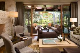 beautiful picture small living room ideas with gorgeous grey fabric arm sofas design also opened views large glass sliding door design beautiful living room small