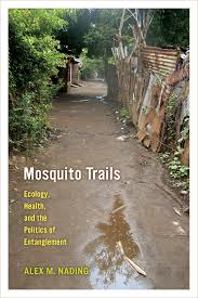 mosquito trails alex m nading paperback university of view larger