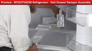 samsung refrigerator drawer. Plain Samsung Deli Drawer Damper Assembly  Samsung Refrigerator Repair U0026 Diagnostic  YouTube Inside D