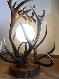 Geweih Stehlampe Geweih Lampe Stehlampe Und Lampen