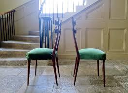mid century dining chair. Italian Mid-Century Dining Chairs In Velvet,1950s, Set Of 6 Mid Century Chair