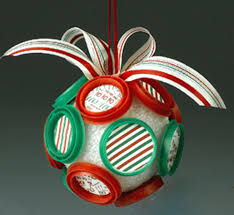 68 Best Recycled Christmas Crafts Images On Pinterest  Holiday Christmas Crafts From Recycled Materials