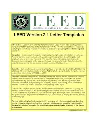 Generous Leed Templates Images Example Resume Templates Collection