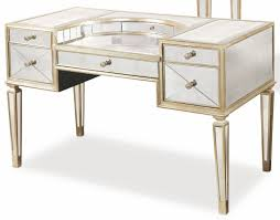 borghese mirrored furniture. Borghese Mirrored Desk Furniture Y