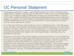 uc personal statement examples prompt  png Case Statement