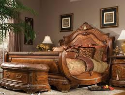 Sleigh Bedroom Furniture Sets Modern Platform Bed California King Napoli Modern Platform Bed