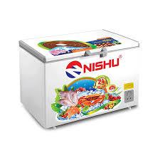 Tủ đông Nishu NTD 588S New - Hàng Chính Hãng