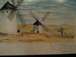 don quixote painting