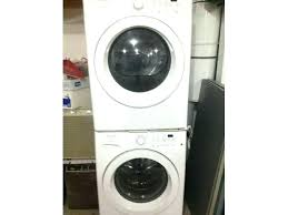 frigidaire affinity front load washer. Frigidaire Affinity Front Load Washer And Dryer Set O