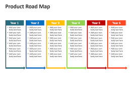 road map powerpoint template free roadmap slide powerpoint kays makehauk co