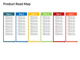 road map powerpoint template free roadmap slide powerpoint kays makehauk co