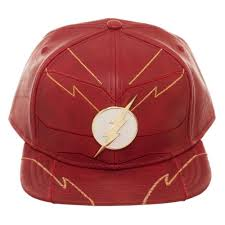 details about the flash rebirth suit up faux leather snapback red cap hat