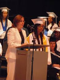 city high schools confer diplomas to 240 graduates new brunswick new brunswick health sciences technology high school valedictorian satreethia sasinin