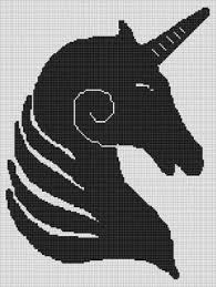 Pin By Shelley Ferellec On Unicorns Knitting Graph Paper