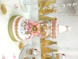 Baby Shower Centerpieces New Royal Princess Baby Shower Crown Centerpiece Girls Royal