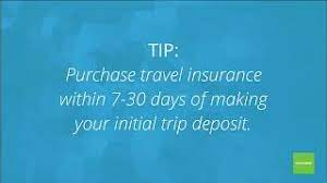 One of the most popular types of travel insurance is trip cancellation. When Can I Buy Travel Insurance
