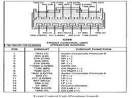 2008 ford taurus radio wiring diagram wiring forums 2002 ford taurus stereo wiring diagram at 2001 Ford Taurus Stereo Wiring Diagram