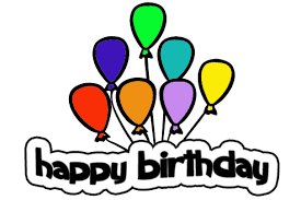 Image result for happy birthday clipart