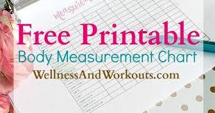 Weight Measurement Chart Printable Women U S Printable Body Measurement Chart