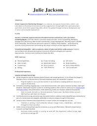 resume sample monster
