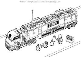 Small Picture lego fire truck coloring page free printable coloring pages Lego