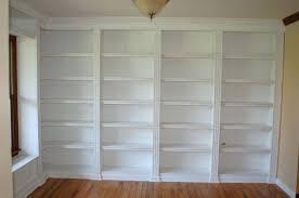 custom built in bookshelves perfect custom built bookshelves on