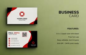 Next to the flexible editing you can also track scanning statistics with download your qr codes in high resolution png image file format or use one of our vector formats like svg, pdf or eps. Business Card Template With Qr Code Graphic By Owldigital Creative Fabrica