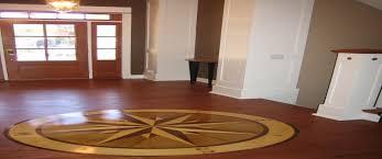 wood floor inlays. Floor Medallion 2 Wood Inlays